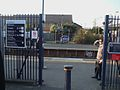 Charlton station south entrance.JPG