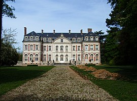 The chateau in Remaisnil