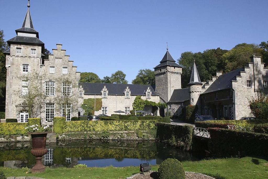 Château de la Rocq, Wedding ceremony & party castle, Belgium