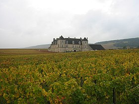 image illustrative de l'article Château du Clos de Vougeot