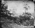 """Chattanooga Valley, view from Lookout Mountain. """"Battlefield above the clouds"""". - NARA - 528866.tif"""
