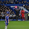 Chelsea 1 lLiverpool 0 (2-1 agg) Capital One Cup semi final 2nd leg On our way to Wembley! (16390776735).jpg