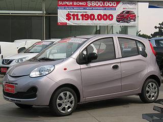 Chery QQ3 Motor vehicle