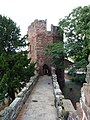Chester City Walls - Spur Wall and Water Tower 03.jpg