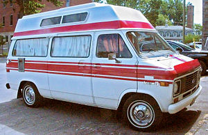 Chevrolet Van - Chevrolet Conversion Van