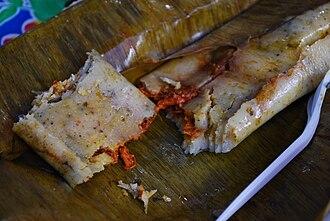 Tamale - A tamale