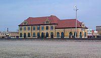 Chicago, Burlington and Quincy Railroad-Creston Station 2012-09-30.jpg