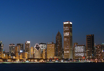 English: Cropped version of File:Chicago 2016.jpg