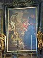 Chiesa di San Rufo, Rieti - altare principale - dipinto 02.JPG
