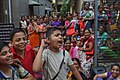 Children's Rally outside housing ministers home, Mahul Residents Protests.jpg