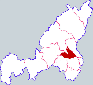 Mizhi County County in Shaanxi, Peoples Republic of China