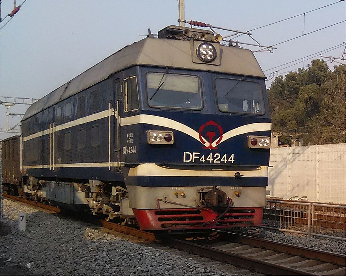 Gauge To Mm >> Chinese Rail DF4C - Simple English Wikipedia, the free encyclopedia