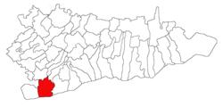 Vị trí của Chirnogi