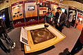 Chladni Pattern - Interactive Science Exhibition - NCSM Stall - Infocom 2014 - Kolkata 2014-12-06 1042.JPG