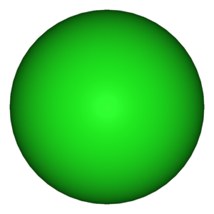 Polyatomic ion - The chloride ion