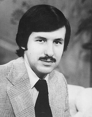Chris Wallace - Wallace as a reporter for WBBM-TV, 1975.