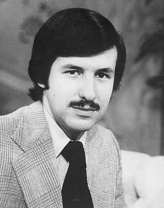 Chris Wallace - Wallace as a reporter for WBBM-TV, 1975