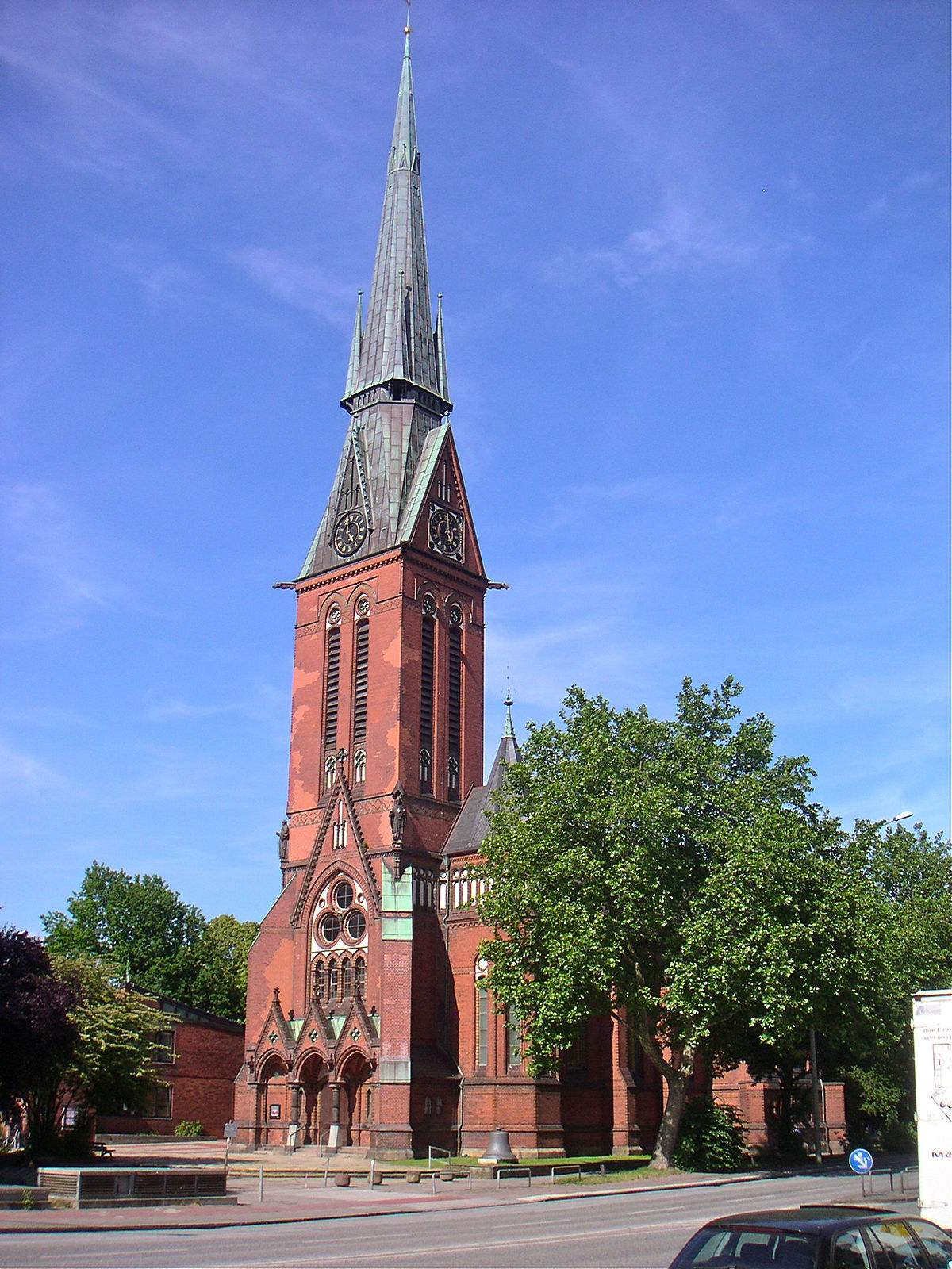 Christuskirche Hamburg Eimsbüttel