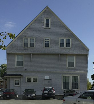 Revere, Massachusetts - Image: Church of Christ Revere MA 03