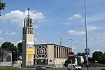 Church of Our Lady of Victories, 86 Zakopianska street, Krakow, Poland.jpg