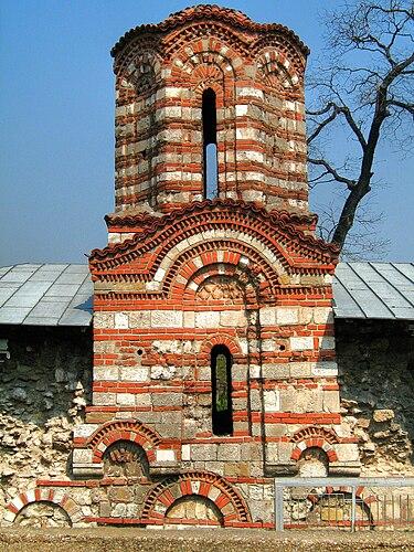 Церковь Святых Петра и Павла, Никополь, Болгария, Цветан Цолов.jpg