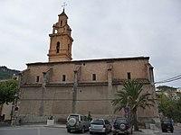 Church of San Bernardo, Cirat 08.JPG