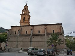 Church of San Bernardo, Cirat 08.JPG