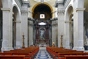 Church of San Giovanni Battista dei Fiorentini - interior HDR.jpg