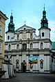 Church of St. Bernard of Siena in Krakow 2014.jpg