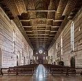 Church of the Eremitani (Padua) - Interior - counter-facade.jpg