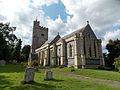 Church of the Holy Cross, Goodnestone - from south-east.jpg