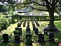 Churchyard, Sy John The Baptist, Wall - geograph.org.uk - 1496887.jpg