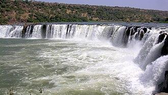 Gouina Falls - Image: Chutes Gouina 3
