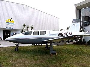 Cirrus VK-30 - Image: Cirrus VK 30N94CM02