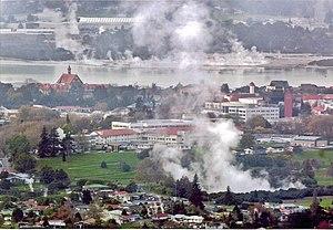 Waiariki (New Zealand electorate) - Rotorua