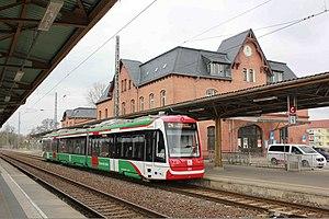 City-Bahn Chemnitz - Image: Citylink Chemnitzer Modell