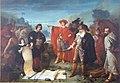 Clément II Métézeau Richelieu Schomberg Bassompierre le siège de La Rochelle.jpg