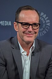 Clark Gregg at PaleyFest.