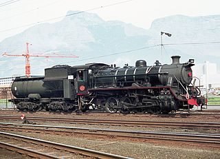 South African Class S2 0-8-0 class of 100 South African 0-8-0 shunting locomotives