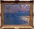 Claude monet, waterloo bridge, effetto di luce solare, 1900 ca. (datato 1903) 01.jpg