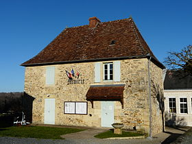 Clermont-d'Excideuil mairie.JPG