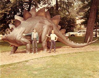 <i>Stegosaurus</i> in popular culture