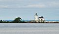 Cleveland West Pierhead Light - Lake Erie OH.jpg
