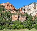 Cliff Walls, Oak Creek Canyon, AZ 9-15 (21836218509).jpg