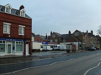 Clifton, York - Image: Clifton Garage geograph.org.uk 737430