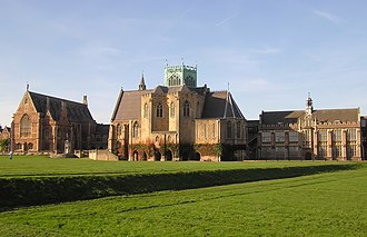 W. O. Bentley - Clifton College