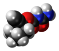 Clocental molecule spacefill.png