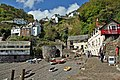 Clovelly Harbour from the Harbour Wall - geograph.org.uk - 1603129.jpg