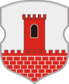 Coat of arms of Kamjaņeca