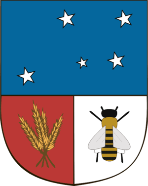 Uruguayan football league system - Image: Coat of arms of Colonia Department